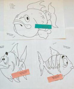 Uro / Fisk / Lap på lap