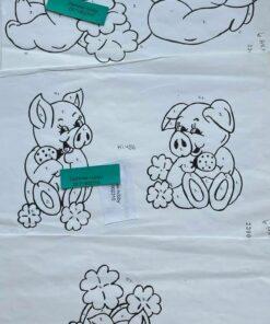 Uro / Bedårende grise / Lap på lap
