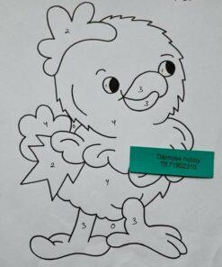 Kylling / Lap på lap