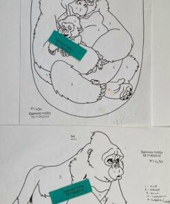 Uro / Tarzan / Lap på lap