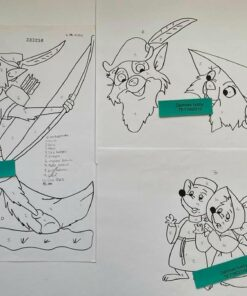 Uro / Robin Hood / Lap på lap
