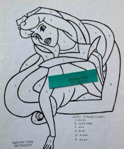 Tornerose / Lap på lap