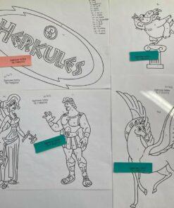 Uro / Herkules / Lap på lap
