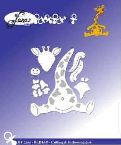 Dies / Giraf / By Lene