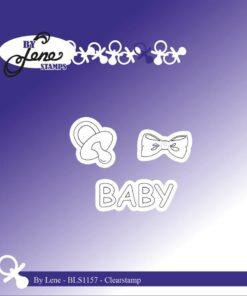 Stempel / Baby / By Lene