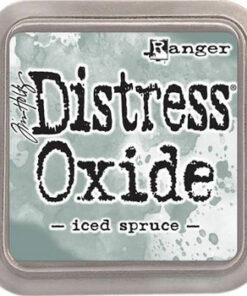 Distress oxide / Iced spruce
