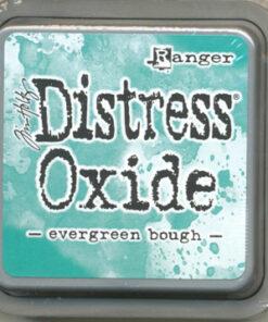 Distress oxide / Evergreen bough