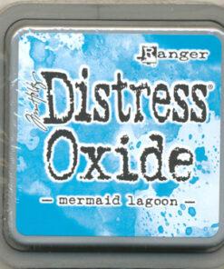 Distress oxide / Mermaid lagoon