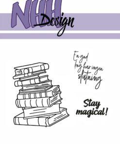 Stempel / Eventyrbøger / NHH Design