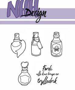 Stempel / Trylledrik / NHH Design