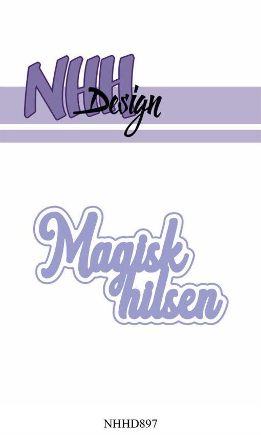 Dies / Magisk hilsen / NHH Design