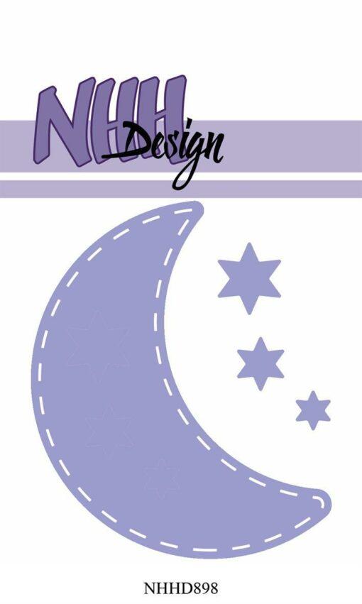 Dies / Moon & stars / NHH Design