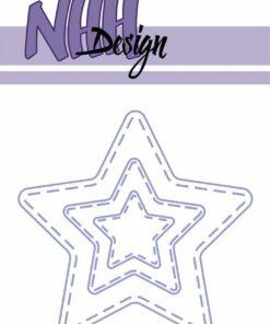 Dies / Stitched stars / NHH Design