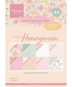 Karton A4 / Honeymoon / Marianne Design