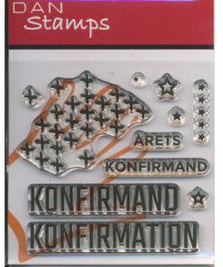 Stempel / Konfirmation / Dan Stamps