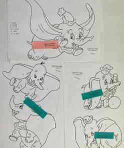 Uro / Dumbo / Lap på lap