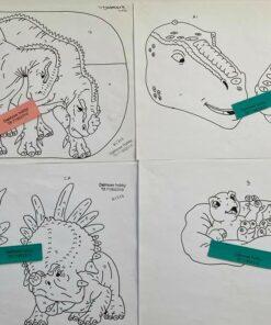 Uro / Dinosaurerne / Lap på lap