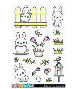 Stempel / Bitty Bunnies / C.C Designs