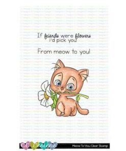 Stempel / Meow to you / C.C Designs