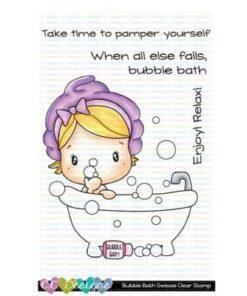 Stempel / Bobble Bath Swissie / C.C Designs