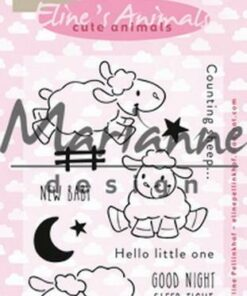 Stempel / Sheep / Maroanne Design