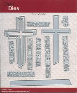 Dies / Kors & tekster / Dan Dies