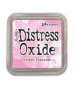 Distress oxide / Kitsch flamingo
