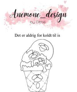 Stempel / Is / Anemone Design