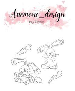 Stempel / Harer / Anemone Design