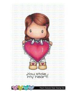 Stempel / Heart Swissie / C.C Design