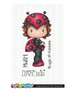 Stempel / Ladybug / C.C Design
