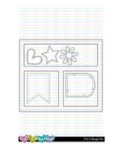 Dies / Trio collage / C.C Design