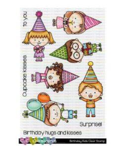 Stempel / Birthday kids / C.C Design