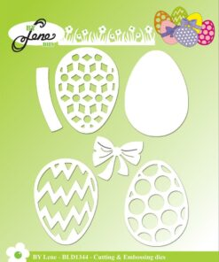 Dies / Easter eggs / By Lene