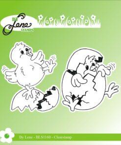 Stempel / Chickens / By Lene