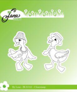 Stempel / Ducks / By Lene