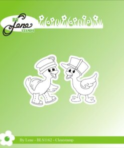 Stempel / Ducklings / By Lene