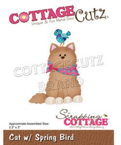 Dies / Kat & fugl / Cottage Cutz