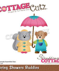 Dies / Bamser under paraply / Cottage Cutz