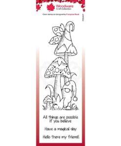 Stempel / Magical mushrooms / Woodware