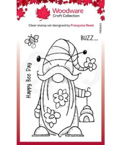 Stempel / Bee gnome / Woodware