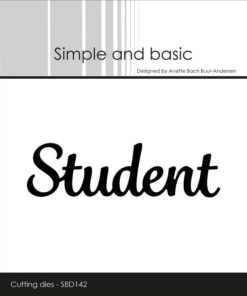 Dies / Student / Simple and Basic