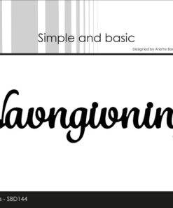Dies / Navngivning / Simple and Basic
