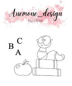 Stempel / Bogorm / Anemone Design