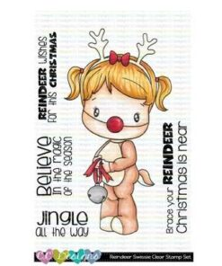 Stempel / Reindeer Swissie / C.C Design