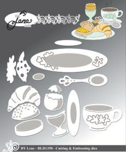 Dies / Breakfast table / By Lene