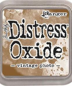 Distress Oxide / Vintage Photo