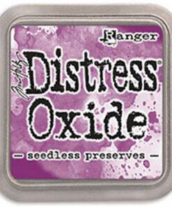 Distress Oxide / Seedless preserves
