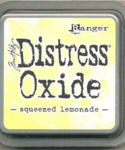 Distress Oxide / Squeezed Lemonade