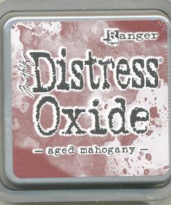 Distress oxide / Aged Mahogany